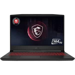 "MSI GL66 Pulse 11th-Gen. i7 15.6"" 144Hz Gaming Laptop for $1,499"