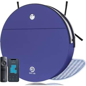 OKP K3 WiFi 2-in-1 Robot Vacuum for $161