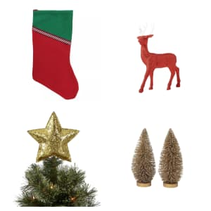 Holiday Decor at Target: from $2