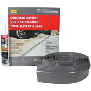 M-D Building Products 10-Ft. Garage Door Threshold Kit for $29
