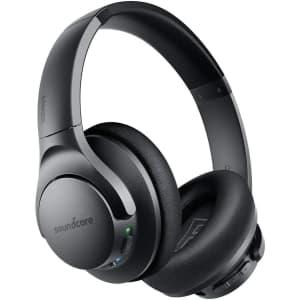 Anker Soundcore Life Q20 Hybrid Active Noise Cancelling Headphones for $47