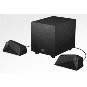 HP X1000 Gaming Speakers w/ Subwoofer for $79