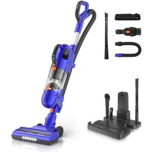 Moosoo Cordless Vacuum Cleaner for $170