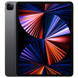 """Apple iPad Pro 12.9"""" 256GB WiFi Tablet (2021) for $1,044 in-cart"""