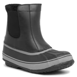 G.H. Bass & Co. Men's Tucker Rubber Boots for $35