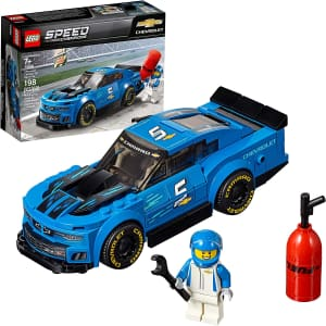LEGO Speed Champions Chevrolet Camaro ZL1 Race Car for $22