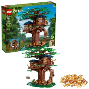 LEGO Ideas Tree House for $170