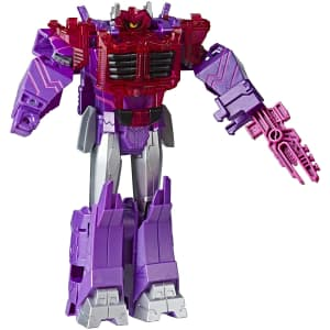 Transformers Ultimate Class Shockwave Action Figure for $19