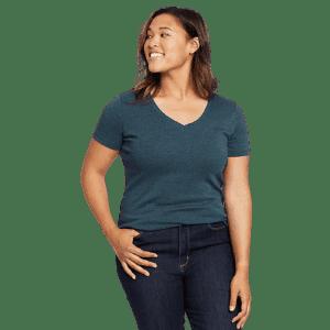 Eddie Bauer Women's T-Shirts: Up to 30% off