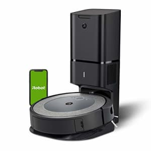 iRobot Roomba i3+ (3550) Robot Vacuum with Automatic Dirt Disposal Disposal - Empties Itself, Wi-Fi for $396