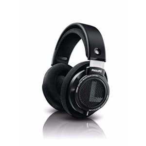 Philips SHP9500S HiFi Precision Stereo Over-ear Headphones for $90