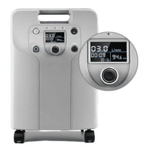 Boswell 3-5L Oxygen Concentrator for $568