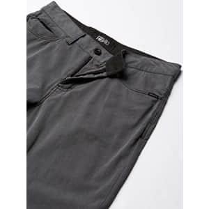 O'Neill Men's Hyperfreak Scallop With Back Pocket Stretch Boardshort, Ocean, 38 for $44