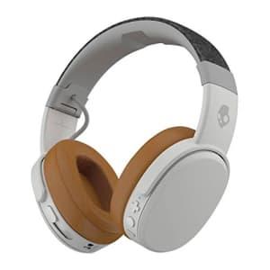Skullcandy Crusher Wireless Over-Ear Headphone - Gray/Tan for $159