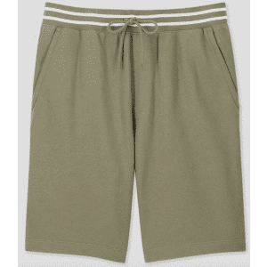 Uniqlo Men's Jersey Easy Shorts for $15