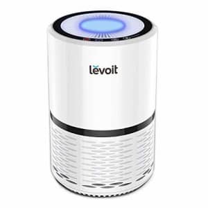 LEVOIT Air Purifier for Home, H13 True HEPA Filter for Allergies and Pets, Dust, Mold, and Pollen, for $89