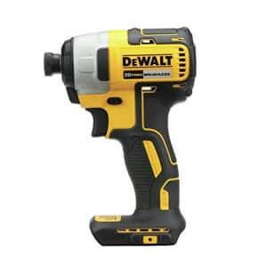 DEWALT 20V MAX Impact Driver, Cordless, 1/4-Inch, Tool Only (DCF787B) for $74