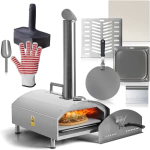 Deco Chef Outdoor Pizza Oven for $280