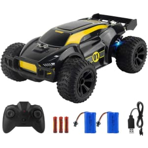 Addsmile 2.4GHz RC Car for $27