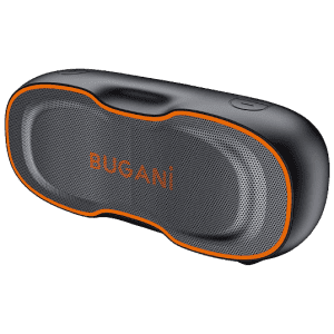 Bugani Portable Bluetooth 5.0 Speaker for $15
