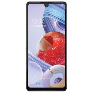 Unlocked LG Stylo 6 64GB Android Phone for $300