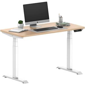 Hoo Electric Standing Desk for $480