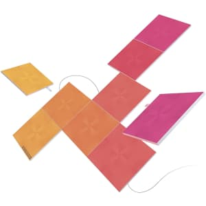 Nanoleaf Canvas Light Panel Starter Kit for $150 for members