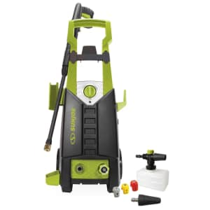 Sun Joe 14.5A Electric Pressure Washer for $130