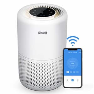 Levoit Smart WiFi Air Purifier for $90