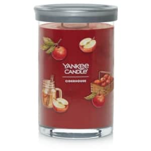 Yankee Candle Large Jar and Large Tumbler Candle Sale: Buy 2, get 2 more free or buy 3, get 3 more free