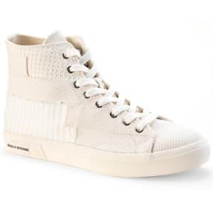 Sun + Stone Men's Danas High-Top Sneakers for $27