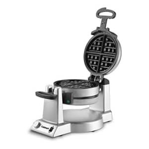 Cuisinart Rotating Double Belgian Waffle Maker for $120