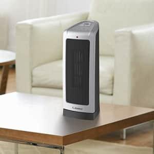 Lasko 5309 Electronic Oscillating Tower Heater, Digital Controls for $47
