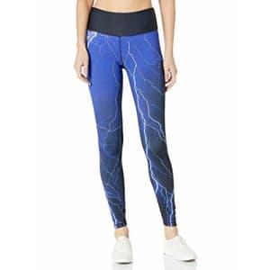 SHAPE activewear Women's Lightning Legging, Lightening Print, S for $64