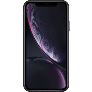 Apple iPhone XR 64GB Smartphone for Verizon for $0/mo for 24 months