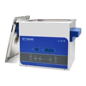 Gtsonic 3 Liter Ultrasonic Cleaner for $100