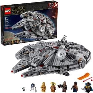 LEGO Star Wars: The Rise of Skywalker Millennium Falcon for $128