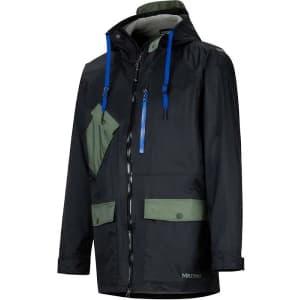 Marmot Men's Ashbury PreCip Eco Jacket for $49