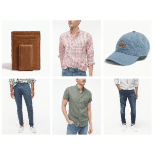J.Crew Factory Father's Day Sale: Extra 15% off 2 or more men's styles