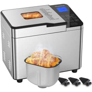 Rozmoz 2-Lb. Bread Machine for $84
