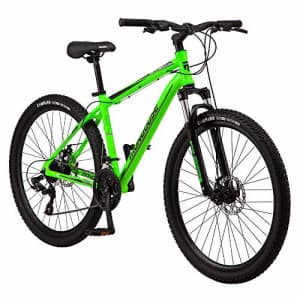 Mongoose Switchback Trail Adult Mountain Bike, 21 Speeds, 27.5-Inch Wheels, Mens Aluminum Large for $540