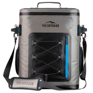 Pure Outdoor by Monoprice 42-Can Backpack Cooler for $78