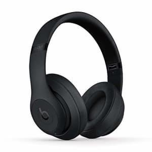 Beats Studio3 Wireless Noise Cancelling On-Ear Headphones - Apple W1 Headphone Chip, Class 1 for $279