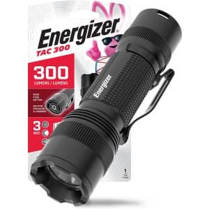 Energizer LED Tactical Flashlight for $16