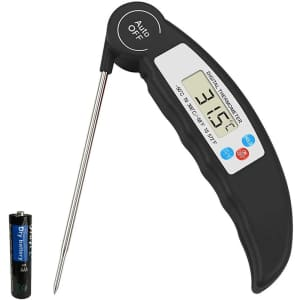 FGSDSE Digital Instant Read Meat Thermometer for $5