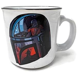 Silver Buffalo Star Wars 20-oz. Coffee Mug from $11