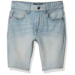 Lucky Brand Boys Shorts, Bodie Denim, 14 Big Kids for $38