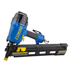 """Estwing EFR2190 Pneumatic 21 Degree 3-1/2"""" Full Round Head Framing Nailer Ergonomic and Lightweight for $165"""