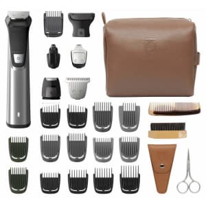 Philips Norelco Multigroom 9000 Trimmer w/ 29-Piece Grooming Kit for $96