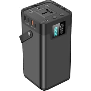 Koyot 250W Portable Power Station for $120
